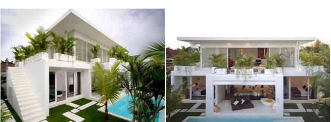 Decorablog revista de decoraci n for Decoracion de casas de playa modernas