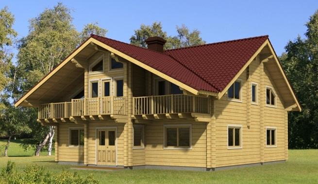 Casas ecol gicas de madera - Casas ecologicas de madera ...