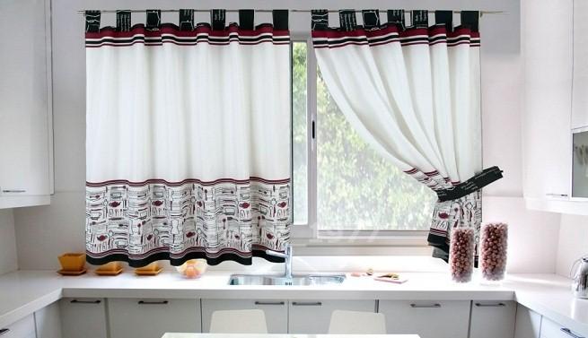 Consejos para elegir las cortinas de la cocina - Como elegir cortinas ...