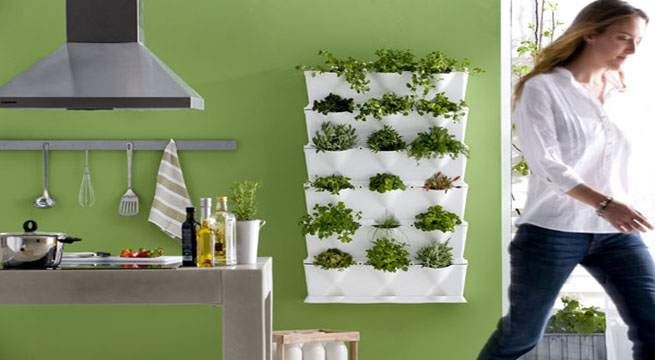 Decorablog revista de decoraci n - Jardin vertical artificial ikea ...