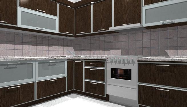 Tipos de muebles de cocina - Tipos de encimeras para cocina ...