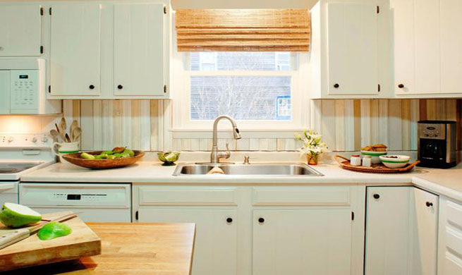 Cuatro ideas para renovar la cocina - Revestimiento para paredes de cocina ...