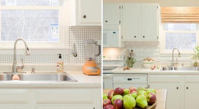 Cuatro ideas para renovar la cocina - Salpicaderos de cocina ...