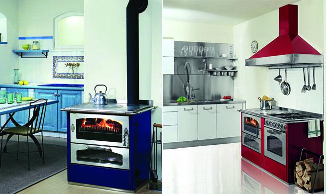 Cocinas de le a modernas - Cocinas economicas de lena ...