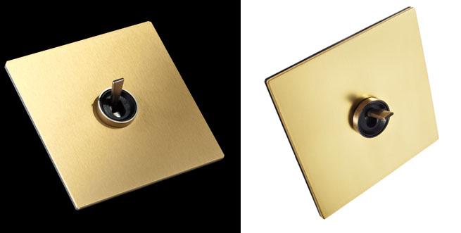 Interruptores para ambientes de lujo - Interruptores clasicos ...