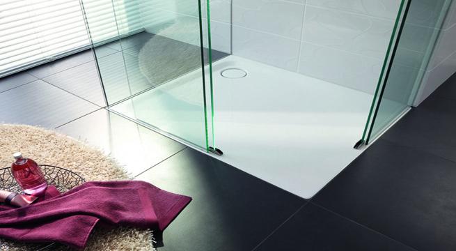 Duchas a ras de suelo for Platos de ducha a ras de suelo