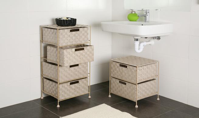 Ideas para guardar la colada - Mueble ropa sucia ...