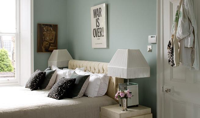 Decorar con colores pastel - Colores de pintura para paredes de dormitorios ...