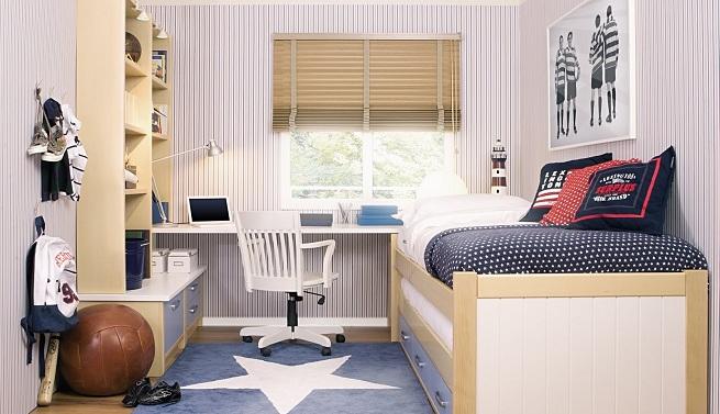 Decorar un dormitorio para adolescentes for Dormitorio adolescente
