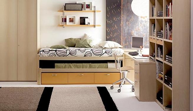 Decorar un dormitorio para adolescentes for Dormitorios para ninas adolescentes