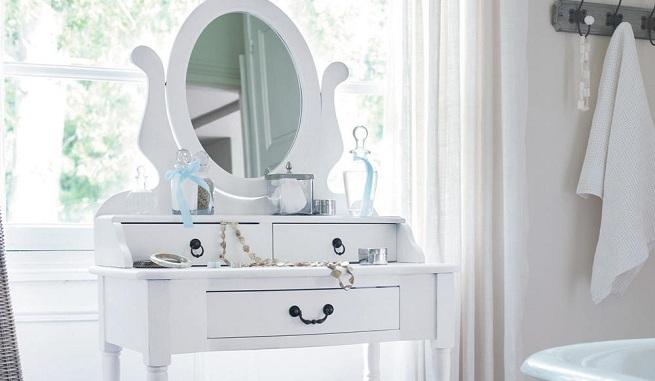 tocadores de maquillaje para dormitorio