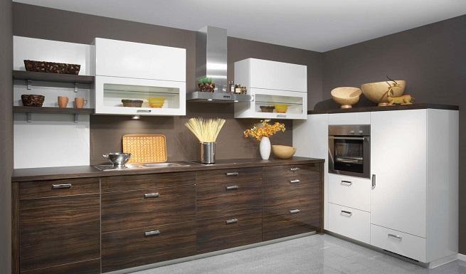 Ideas para decorar los armarios de la cocina