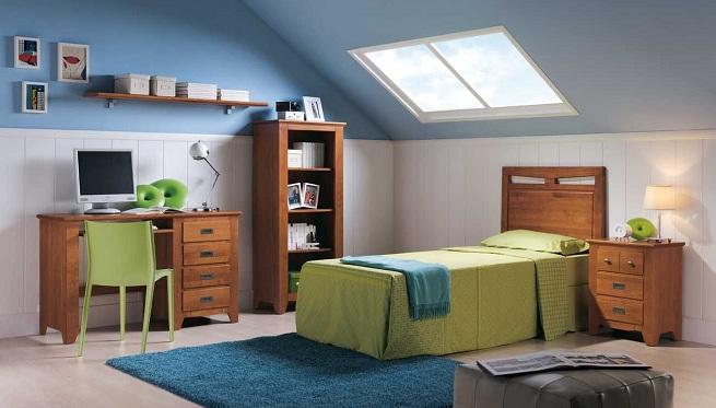 Decoraci n de habitaciones juveniles - Simulador pintar habitacion ...