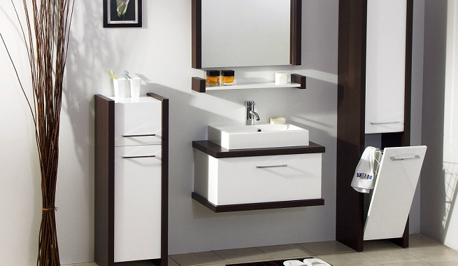 Decorar Un Baño Sencillo:Decorar un baño vanguardista