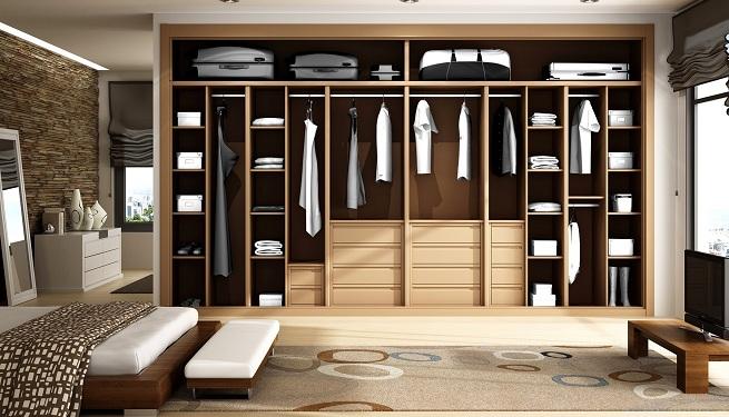 Elegir un armario para el dormitorio - Dormitorios con armario ...