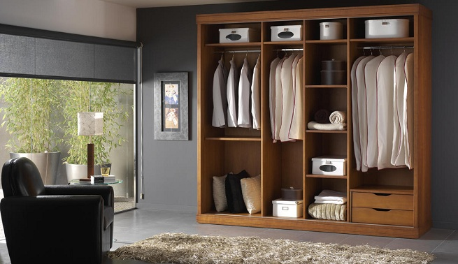 Elegir un armario para el dormitorio - Armarios para habitaciones pequenas ...