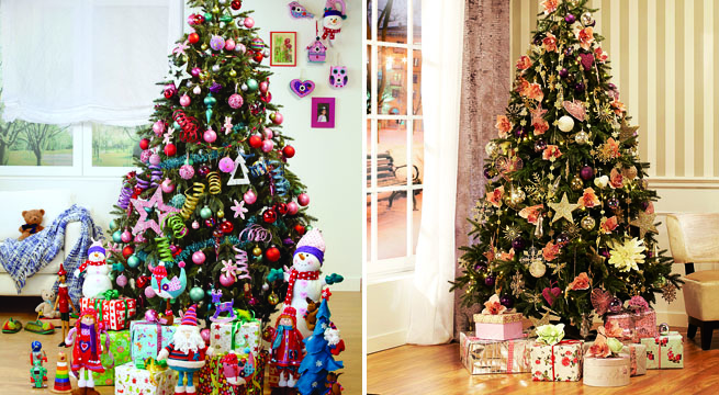 Leroy merlin presenta su colecci n de navidad 2012 2013 - Arboles de navidad decorados 2013 ...