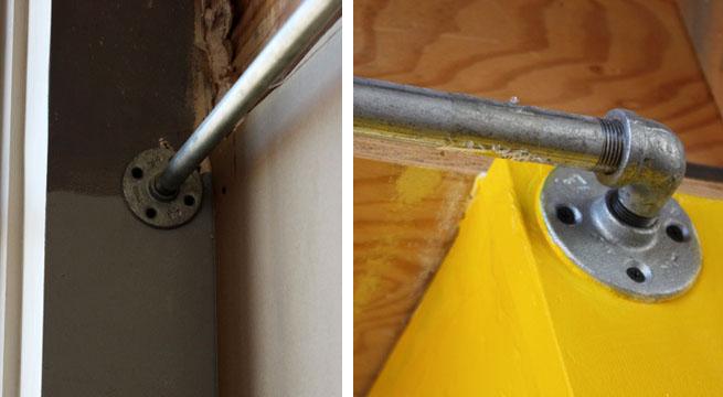 Construir e instalar una puerta corredera - Como instalar una puerta corredera ...