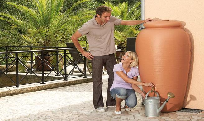 Dep sitos para recoger agua de lluvia - Recoger agua lluvia ...