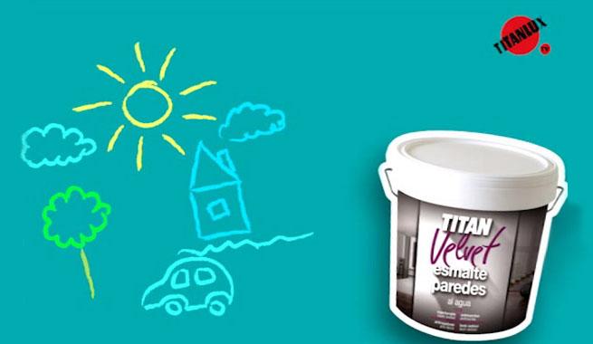 Esmalte para paredes que se puede lavar - Limpiar pintura plastica ...
