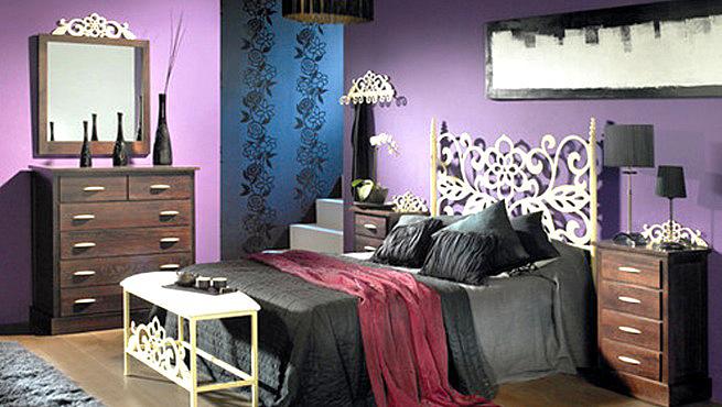 C mo mejorar la decoraci n de un dormitorio for Decoracion de piezas