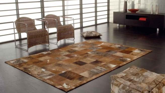 Cuidados de las alfombras de piel for Que son las alfombras