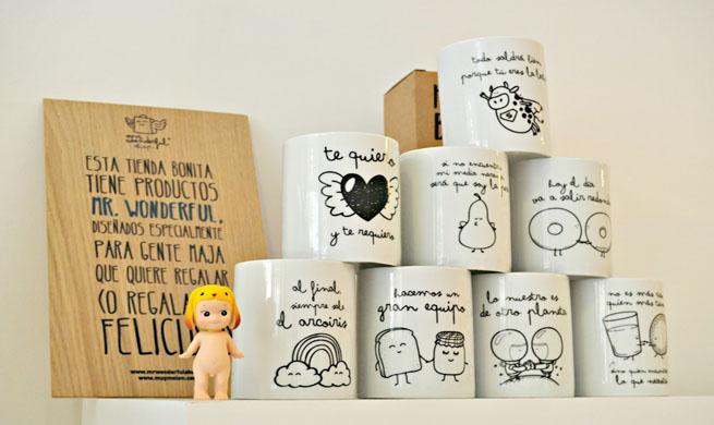 Tazas muy especiales para el desayuno - Decoracion de tazas ...