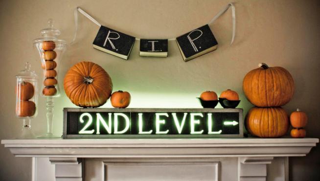 Decoraci n para halloween en 2012 - Halloween hipercor ...