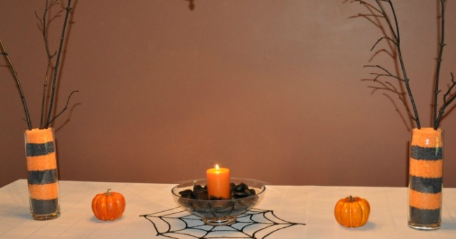 Decoraci n para halloween en 2012 for Decoracion hogar halloween