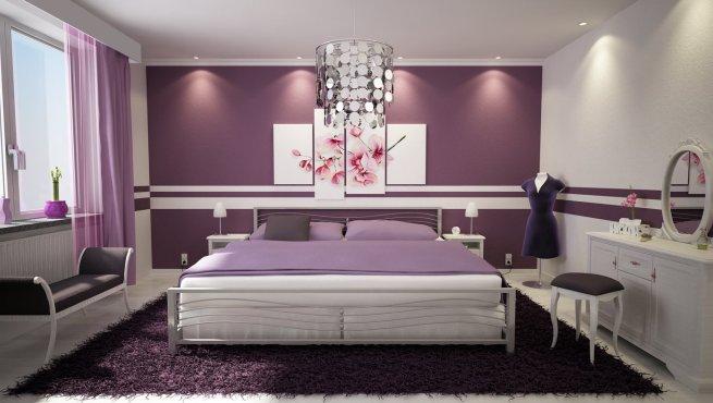Decorar un dormitorio colorido - Colores para pintar dormitorios ...