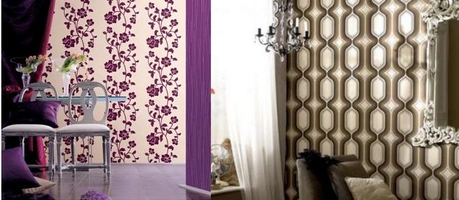 Elegir el papel tapiz para tu hogar