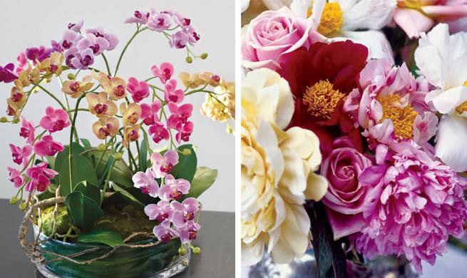 Ventajas De Decorar Con Flores Artificiales Flores Castillon