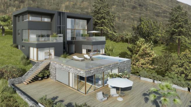 Decorablog revista de decoraci n for Las casas mas modernas
