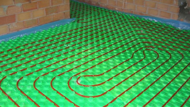 Ventajas del suelo radiante en el hogar - Ventajas suelo radiante ...