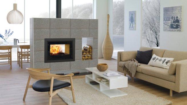 Ventajas e inconvenientes de las chimeneas el ctricas for Decoracion de ambientes modernos