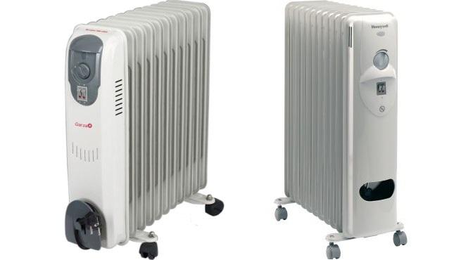 Ventajas e inconvenientes de los radiadores de aceite - Radiadores electricos pared ...