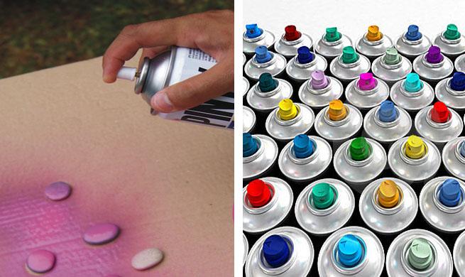 Consejos para pintar con spray for Pintar muebles con spray