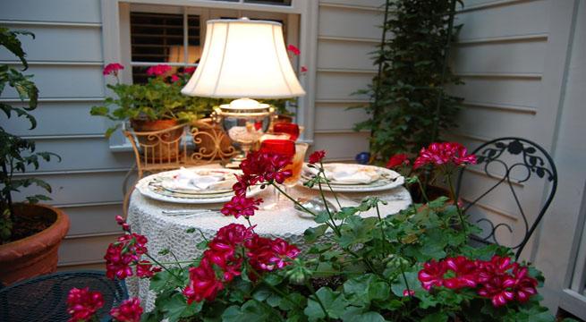 Decorar la mesa para una cena rom ntica for Platos para una cena romantica