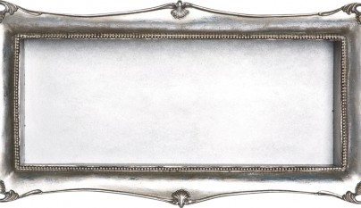 estanteria horizontal plata