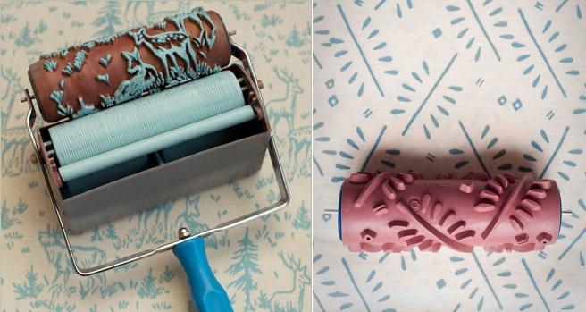 Decorablog decoraci n muebles e interiorismo consejos - Rodillos para pintar paredes lisas ...