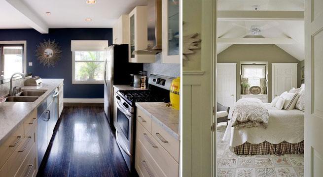 Combinaciones de colores relajantes para la casa for Colores para interiores de casa relajantes
