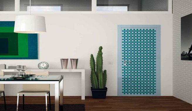 Puertas de colores de Karim Rashid