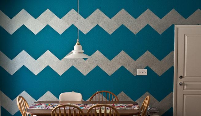 Decorablog revista de decoraci n - Estilos de pintura para paredes ...