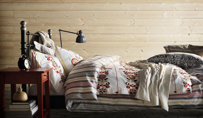 Akerkulla la nueva edici n limitada de textiles de ikea - Ikea textil cama ...