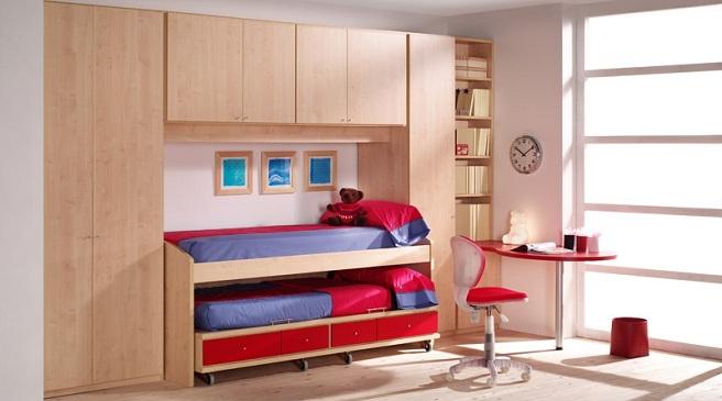 Consejos para decorar espacios peque os - Soluciones para pisos pequenos ...