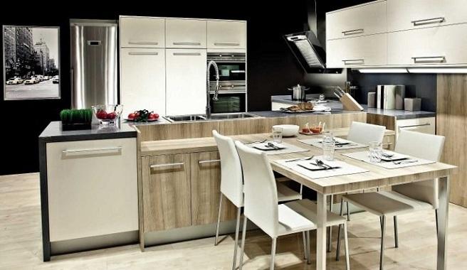 Tendencias en cocinas cocinas integrales esperamos que for Tendencias en cocinas