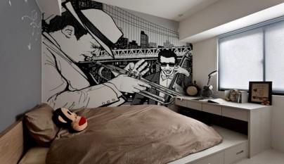 dormitorio pixers