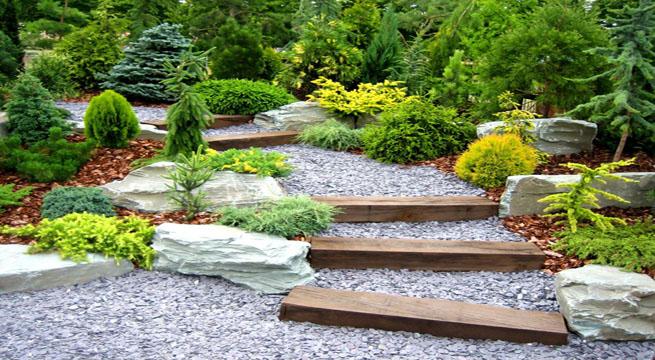 Jardines peque os imagui - Jardines rusticos pequenos ...
