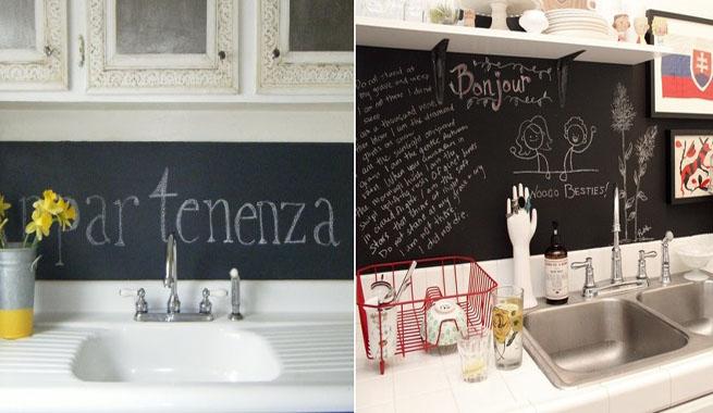 Ideas para revestir el salpicadero de la cocina for Ideas para cubrir paredes