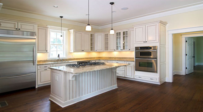 Renovar la cocina en un fin de semana for Cocinas alicatadas